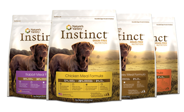 Instinct Dry Food Coupon